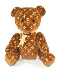דובי לתינוק של לואי ויטון