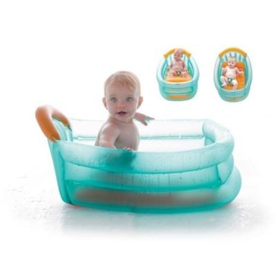 אמבטיה מתנפחת לתינוק