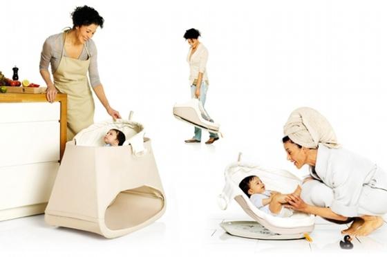 עריסה לתינוק Stokke® Bounce 'n' Sleep