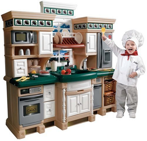 מטבח לילדים step 2