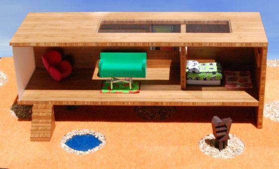 בית בובות אקולוגי