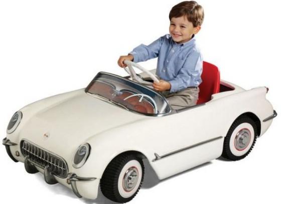 מכוניות משחק לילדים - Corvette