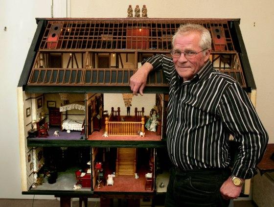 בית הבובות - בית בובות היקר בעולם
